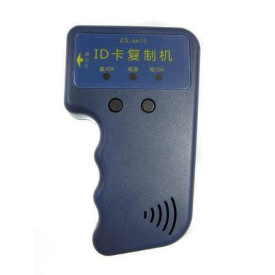 Дубликатор копировщик ZX-6610 RFID РЧИД карт брелков EM4100 T5577 SK 539
