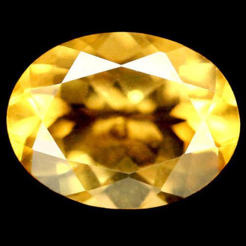 Натуральный Желтый Опал
