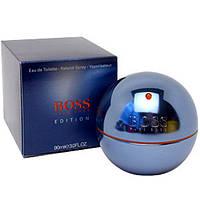 Туалетная вода Boss In Motion Blue by Hugo Boss ( древесный фужерный аромат)