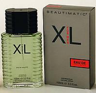 Beautimatic  XL for Men (Бьютиматик ИксЛ фор мен) мужская туалетная вода 100ml , фото 1