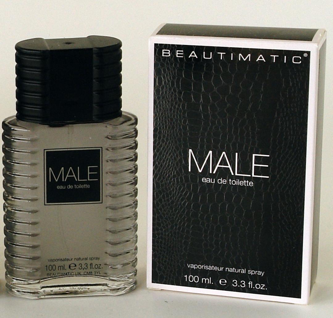 Beautimatic Male (Бьютиматик Мэил) мужская туалетная вода 100ml