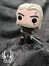 Колекційна фігурка Funko POP! Witcher: Geralt, фото 3