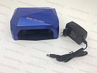 R201800128 Лампа для маникюра Diamond  36Вт Синяя, фото 1