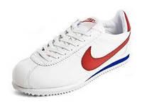 Мужские повседневные кроссовки Nike Cortez (White), фото 1