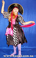 Прокат карнавального костюма пиратка Леди Удача