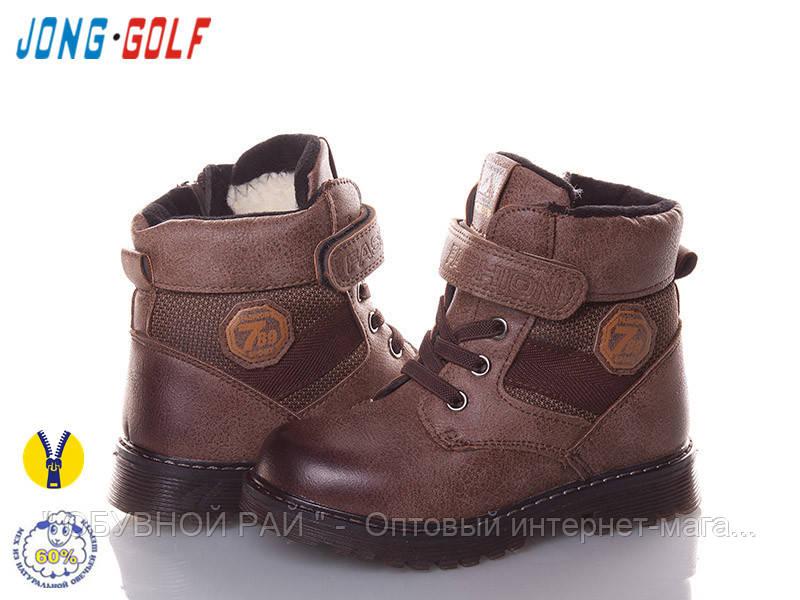 7a301b171 Зимние ботинки для мальчиков на липучке от ТМ. Jong Golf (рр. и 27 по 32).