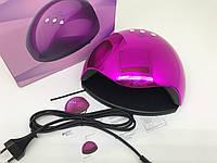 R201800386 Лампа для маникюра Nail Lamp Powerful 48Вт Фиолетовая, фото 1