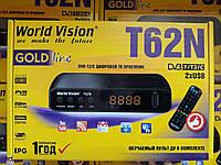World Vision T62N цифровой эфирный DVB-T2 ресивер