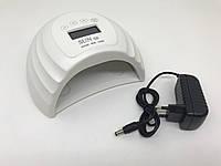 R201800395 Лампа для маникюра SUN Q5 24Вт Белая, фото 1