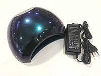 R201800489 Лампа для маникюра SUN Powerful 48Вт Зеленая хамелеон, фото 1
