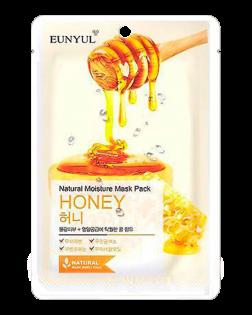 Увлажняющая тканевая маска с медом EUNYUL Natural Moisture Mask Pack-Honey - 25 мл