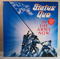 CD диск Status Quo - In The Army Now