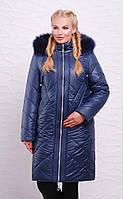Пальто зимнее женское, фото 1