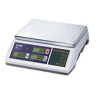 Электронные торговые весы CAS ER-Plus-15E
