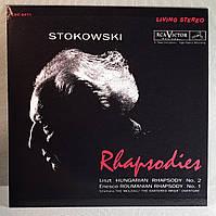 Stokowski — Liszt • Enesco • Smetana ~ RCA Victor Orchestra