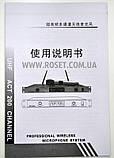 Беспроводная микрофонная система - Shure BLX4 BETA58A / 2 микрофона, фото 5