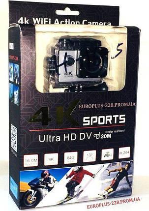 Камера Экшн спортивная H-16-5 H8 для активного отдыха, фото 2