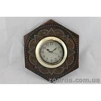 Часы деревянный