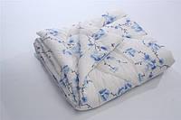 Одеяло закрытое овечья шерсть (Поликоттон) Полуторное, фото 1