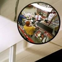 """Обзорное зеркало для помещений """"SATEL"""" D-400mm"""
