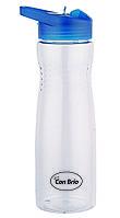 Бутылка для воды из тритана на 750 мл Con Brio CB-380 син