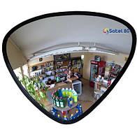 """Обзорное зеркало """"SATEL"""" треугольное для помещений 330mm*330mm*360mm"""