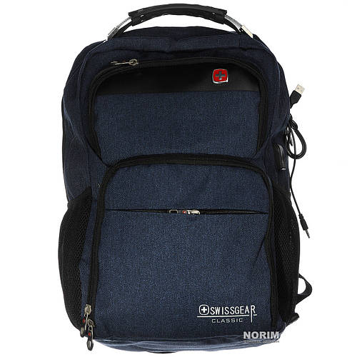 9b145728dcb1 Рюкзак Swissgear 28 л (9377) Синий интернет магазин NORIM (Норим). Цена, купить  Рюкзак Swissgear 28 л (9377) Синий в Николаеве, Виннице, Львове, Ровно, ...