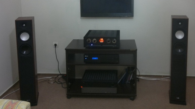 Домашний кинотеатр Paradigm Monitor 7 v.7 series