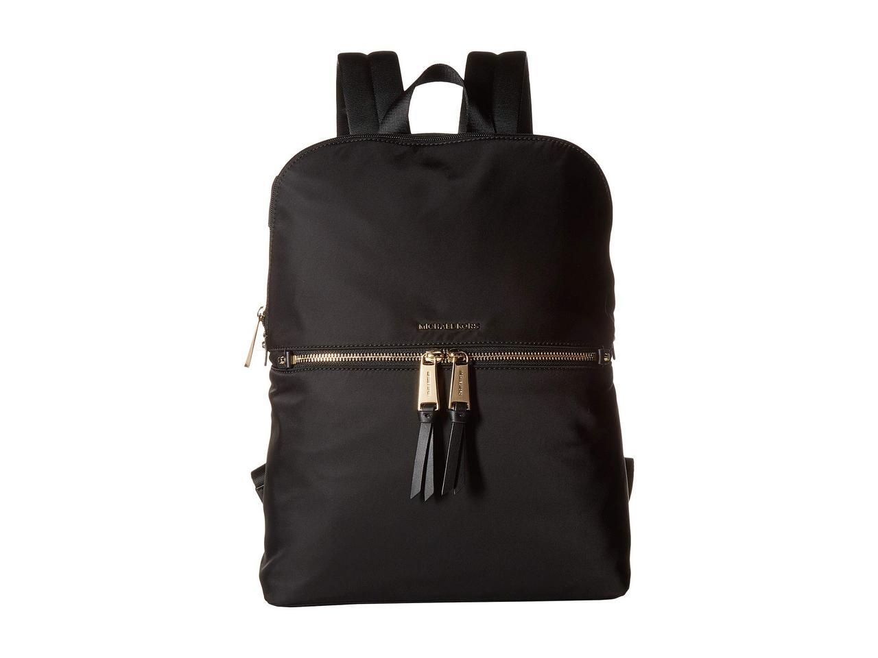 5158faa25499 Рюкзак (Оригинал) MICHAEL Michael Kors Polly Medium Slim Backpack Black