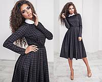 938802622eafe18 Платье клетка черно белое в Украине. Сравнить цены, купить ...
