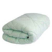 Одеяло закрытое однотонное овечья шерсть (Микрофибра) Полуторное, фото 1