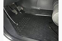 Резиновые коврики (4 шт, Stingray Premium) - Renault Megane III 2010-2016 гг.