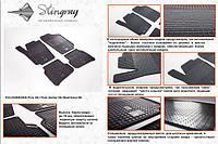 Seat Ibiza 2010-2017 гг. Резиновые коврики (4 шт, Stingray Premium) - Seat Ibiza 2010+ гг.