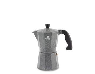 Кофеварка гейзерная Moka Granito на 9 чашек Vinzer VZ-89399