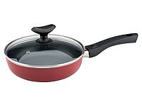 Сковорода с крышкой Fiorellino d= 24 см Granchio VZ-88081