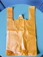 Пакет полиэтиленовый Майка №3 280*480 мм цветная (О), фото 1
