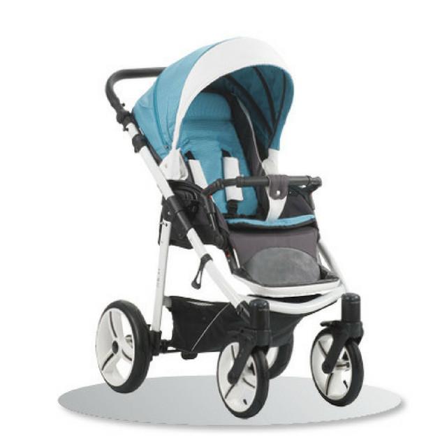 детская прогулочная коляска бебетто