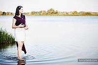 Трикотажный слинг-шарф LENNYLAMB Sugilite, фото 1