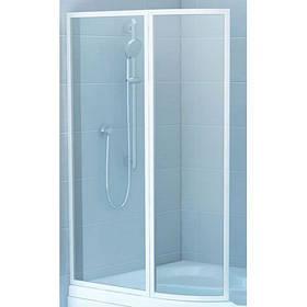 Штора для ванны RAVAK VSK2 Rosa 150 R Transp 76P80100Z1