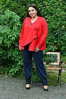 Женский костюм в стиле бохо, с 48 по 82 размер, фото 1