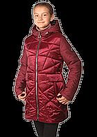 Модная куртка демисезонная для девочек от производителя