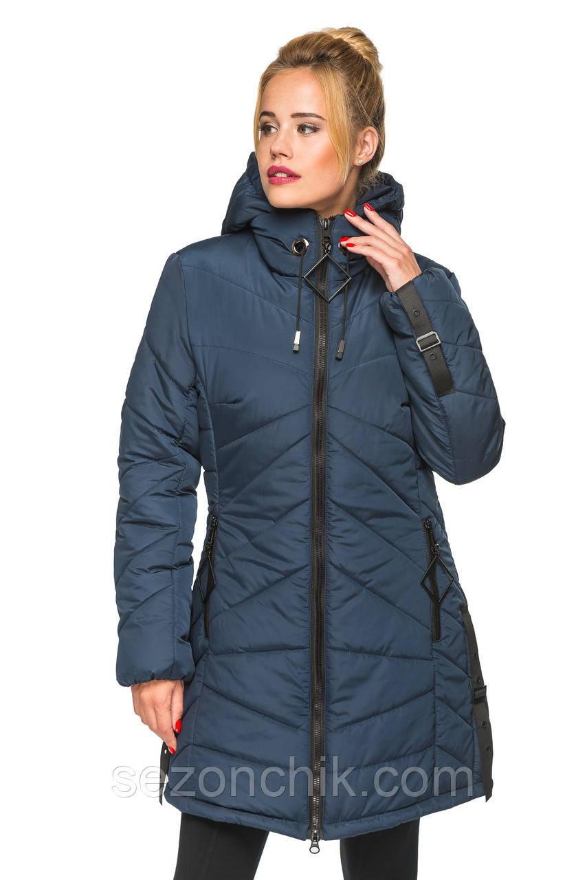 Женская зимняя молодёжная куртка от производителя