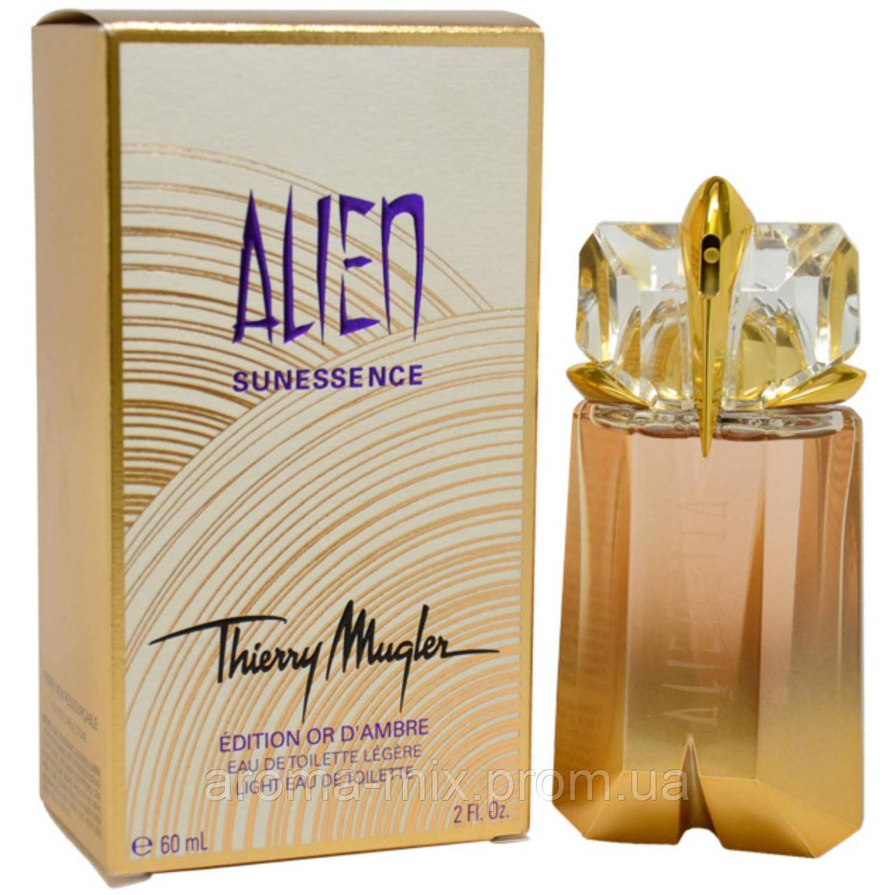 Thierry Mugler Alien Sunessence Edition Or Dambre женская