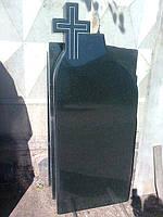 Каплей сделан верх с двойным крестом и полироваными кромками и пейзаж с тыльной стороны.