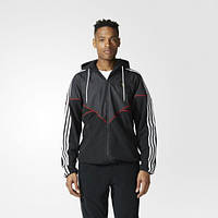 Мужская олимпийка Adidas Originals Premiere Fleece (Артикул: BR4016) , фото 1