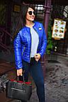 """Женская куртка осень весна Большие Размеры """"Лондон"""" от СтильноМодно, фото 10"""