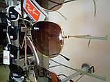 Очки Ray-Ban Aviator Polaroid коричневые, золотая оправа, фото 2