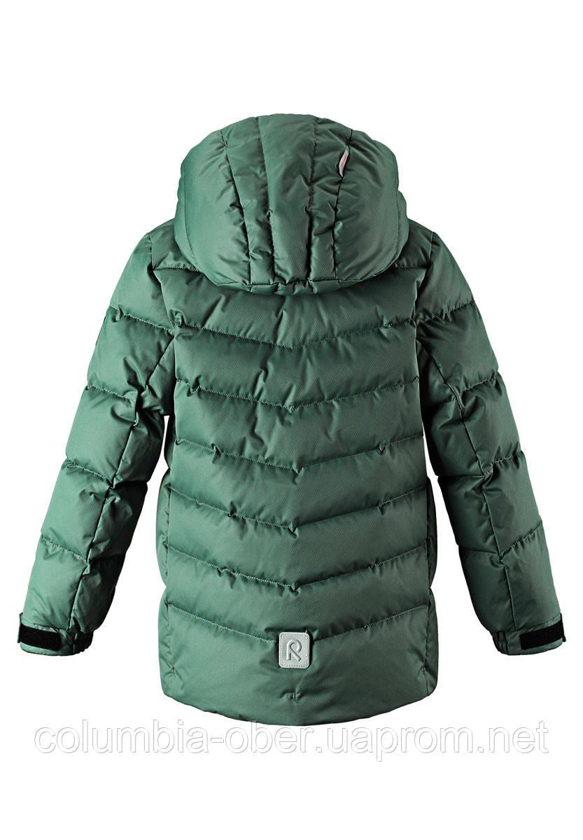 db615a0fc8b Зимняя куртка пуховик для мальчика Reima 531371-8630. Размеры 104-164. ...
