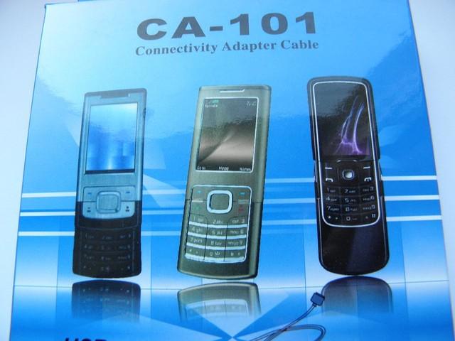 Кабель micro USB Nokia CA 101 копия 5800, 5230, x2, c5, x3