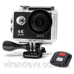 Экшн-камера WiFi модуль DVR SPORT S3R 4K c пультом